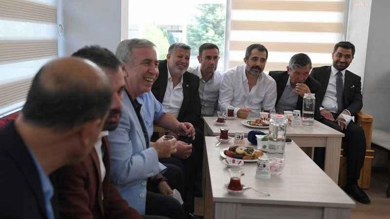 Mansur Yavaş: Sürem bittikten sonra Kızılay'da başım dik gezeceğim!