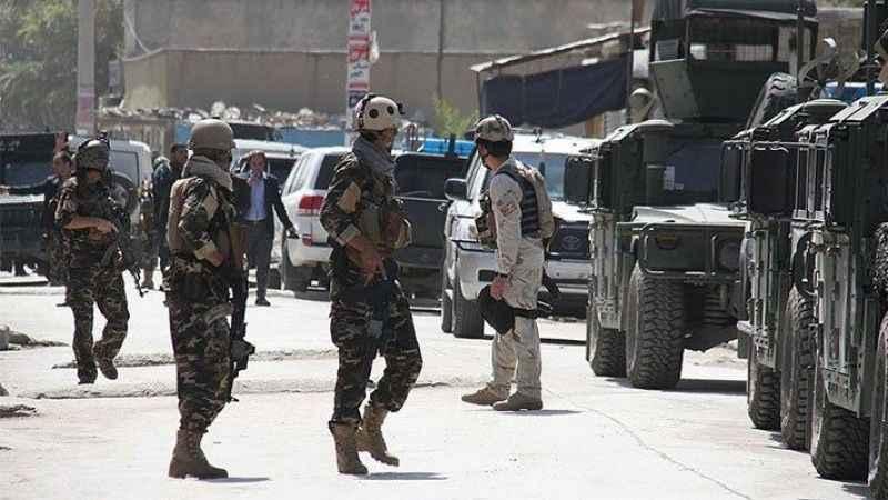 Türk askerlerinin bulunduğu Kabil havalimanına ateş açıldı