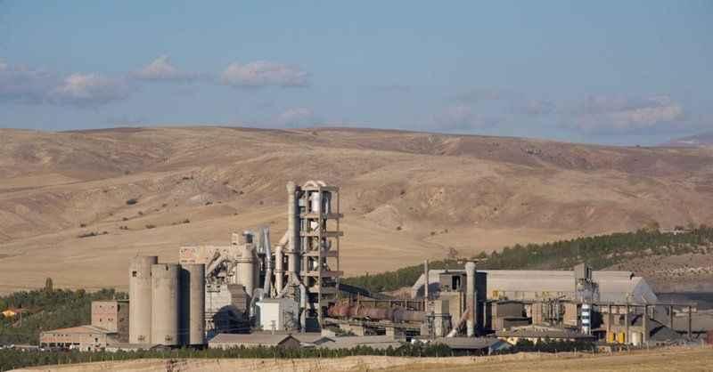 Yozgat Boğazlıyan'da çimento fabrikası satışa çıkarıldı