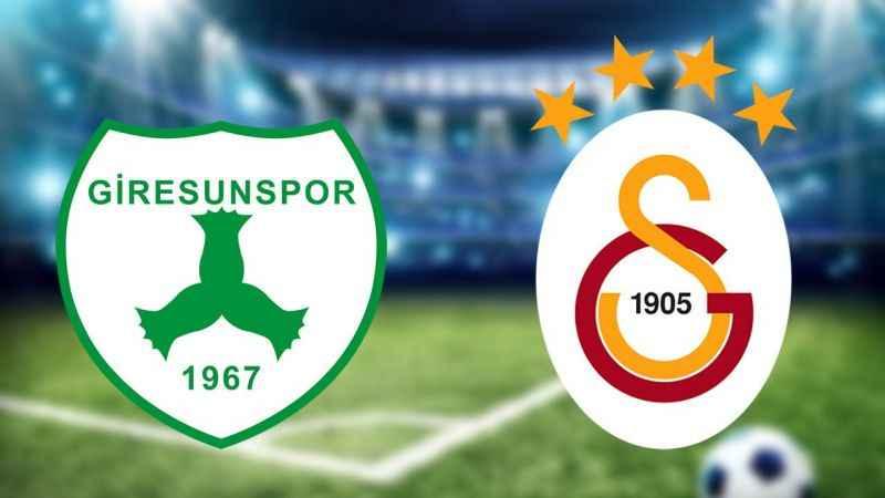Giresunspor - Galatasaray maçı izle! Bein Sports 1 canlı izle