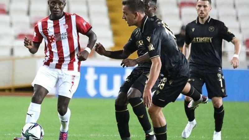 Sivasspor'un 19 maçlık serisi sona erdi! Konya...