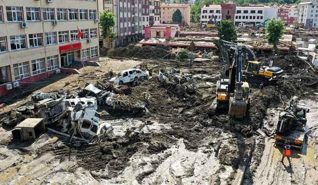 Son dakika! Batı Karadeniz'de sel felaketi: Ölenlerin sayısı yükseldi