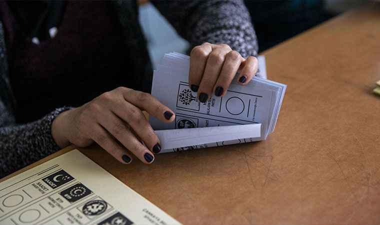 Son seçim anketinde sürpriz sonuçlar! İki parti baraj altı kaldı