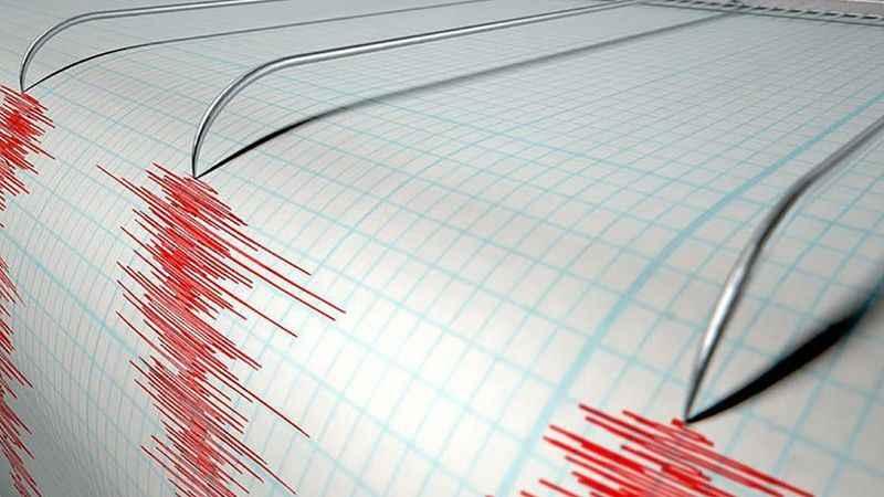 Güney Atlantik'te 6.1 büyüklüğünde deprem
