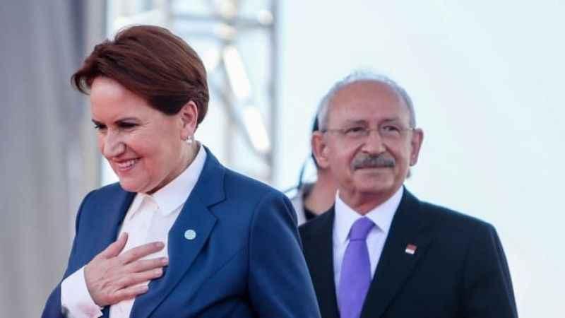 Kemal Kılıçdaroğlu ve Meral Akşener'in ortak Cumhurbaşkanı adayı planı