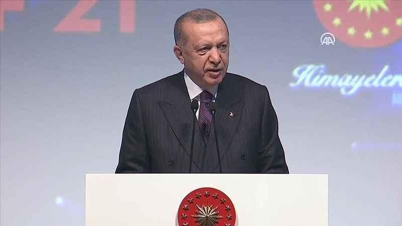Cumhurbaşkanı Erdoğan açıkladı: Yüzde 20'ler seviyesine indirdik