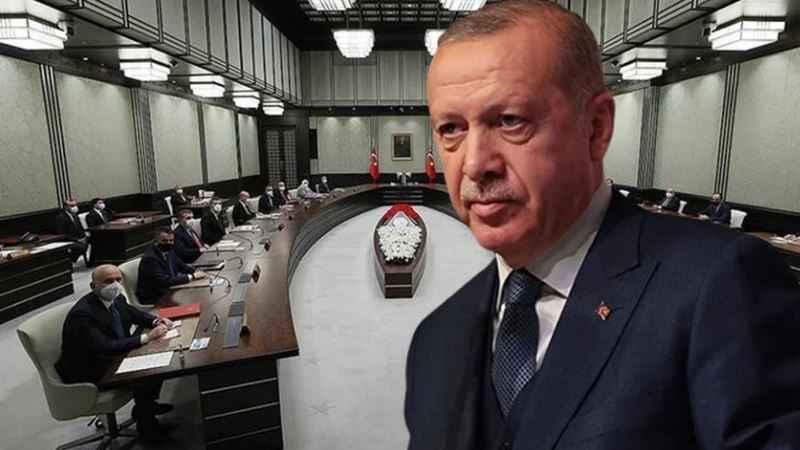 Kabine toplantısı neden ertelendi? Erdoğan'a dair flaş iddia
