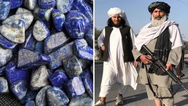 Taliban, 1 trilyon dolarlık madenin üzerine oturdu