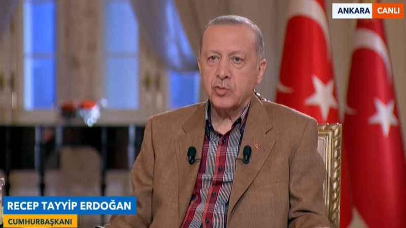 Erdoğan'dan flaş Taliban açıklaması: Memnunuz
