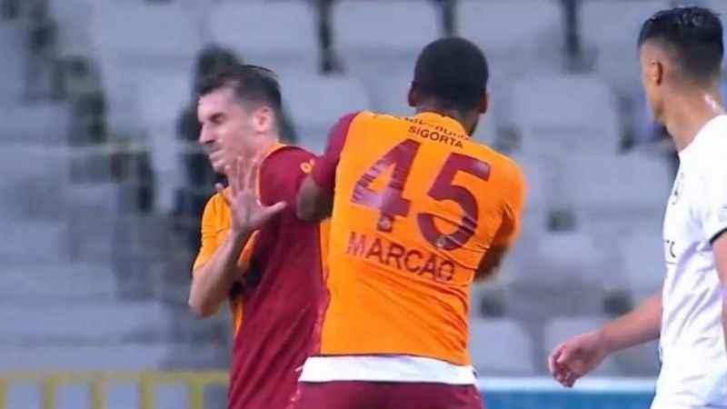 Galatasaray'dan Marcao'a Randers şoku!
