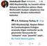 AKP milletvekilinden skandaş sözler: McDonalds kasiyer adayları