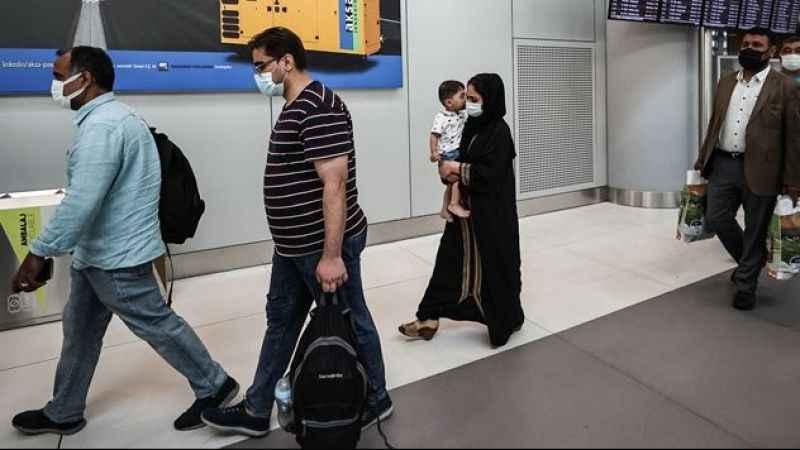 Afganistan'dan 201 Türk vatandaşı daha tahliye edildi