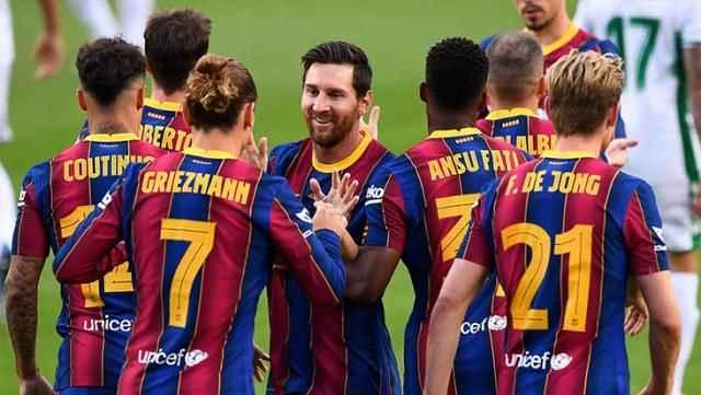 Barcelona, Messi'den sonra 10 numarayı Coutinho'ya teklif etti!