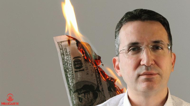 Dolar yine yangınlarda! Tunç Şatıroğlu dolar kuru için seviye verdi