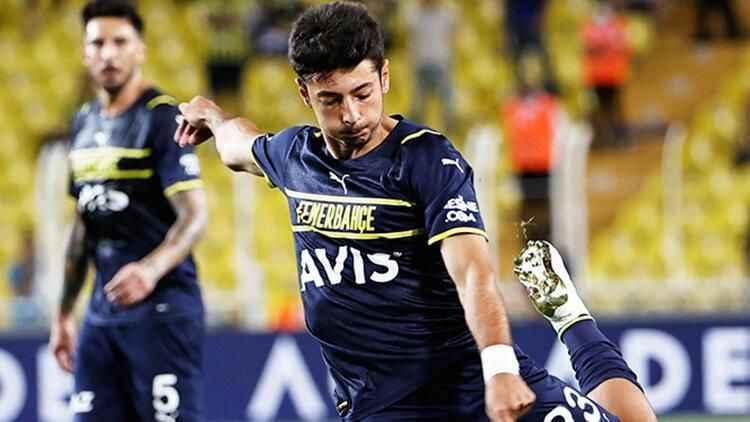 Fenerbahçe-Helsinki maçına Muhammed Gümüşkaya damgası!