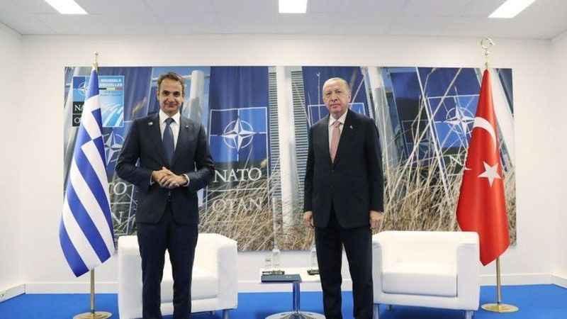 Son dakika: Cumhurbaşkanı Erdoğan Yunanistan Başbakanı ile görüşecek