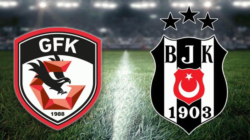 Gaziantep FK - Beşiktaş maçı ne zaman, saat kaçta, hangi kanalda?