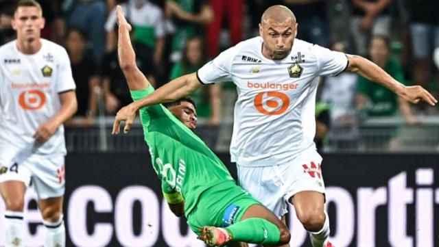 Burak'ın yıldızlaştığı maçta Lille üstünlüğünü koruyamadı