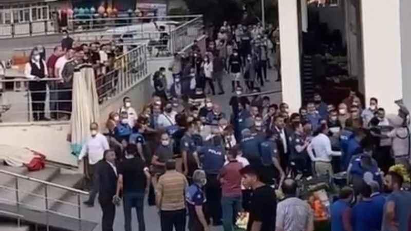 Ankara'da 'Ezik Şeftali' kavgası: 4 yaralı!
