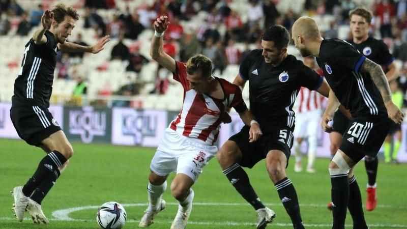 Kophenhag - Sivasspor maçı ne zaman, saat kaçta, hangi kanalda?