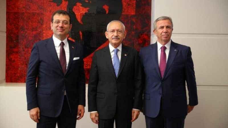 "CHP'de ""adaylık"" krizi! İmamoğlu harekete geçti"