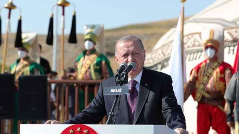 Erdoğan'dan Taliban'a ''çekilme'' yanıtı