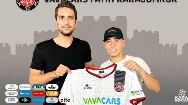 Emre Mor resmen Süper Lig'de: Yeni takımı belli oldu