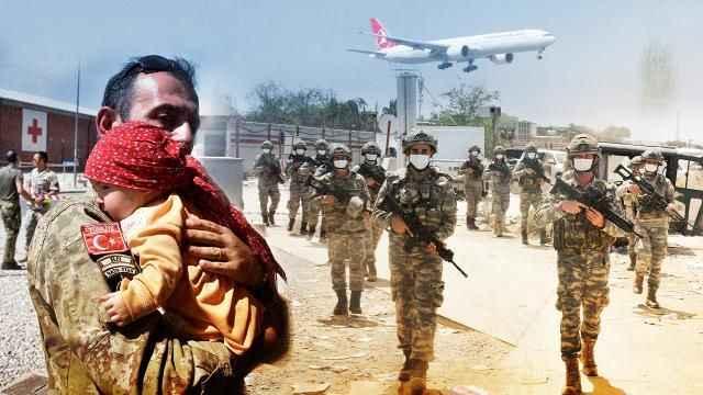 Türk askerinin Afganistan'dan tahliyesi başladı!