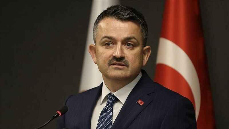 Tarım ve Orman Bakanı Pakdemirli ve danışmanları hakkında suç duyurusu