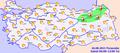 Meteoroloji açıkladı! Kavurucu sıcaklar Türkiye'de!