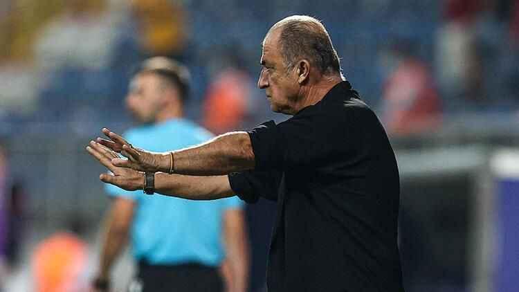 Fatih Terim'den maç sonu ayrılık sorusuna flaş yanıt!