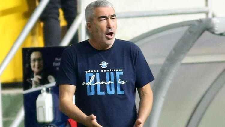 Adana Demirspor'da Samet Aybaba'dan Balotelli açıklaması!