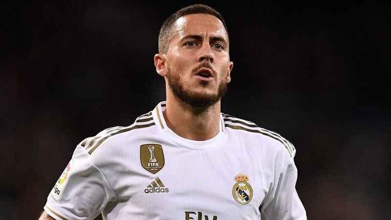 Juventus'ta Ronaldo'nun alternatifi Eden Hazard