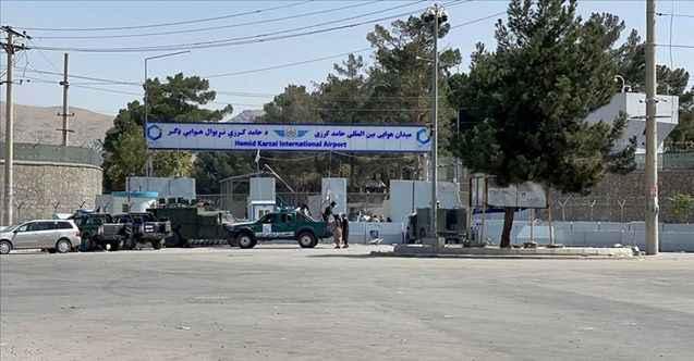 Pentagon yalanladı: Taliban havalimanına girmedi
