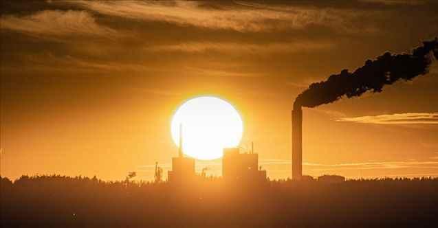 Sera gazı salınımında 800 bin yılın rekoru kırıldı