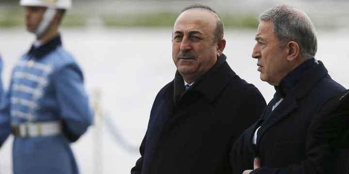 Bakan Akar ve Çavuşoğlu'dan kritik Afganistan görüşmesi