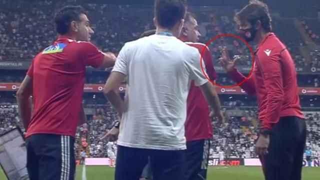 Beşiktaş maçında yabancı kuralı skandalı!