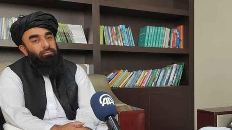 Taliban Sözcüsü: Türk halkı ve devleti bizim dostumuzdur