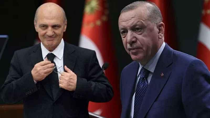 Erdoğan Bayraktar: Reis beni hırsız çuvalının içine koydu ve attı
