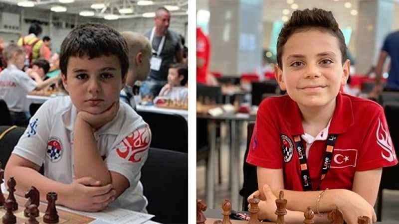 Milli satranççılarımız şampiyon oldu