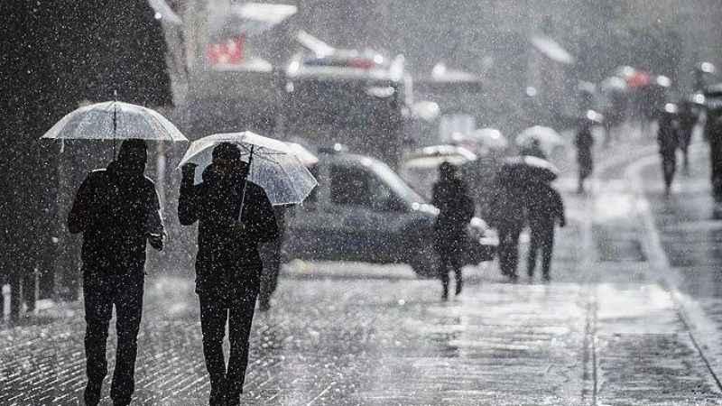 Hava durumu: Ankara Valiliği'nden kritik uyarı! ''Sağanak geliyor''