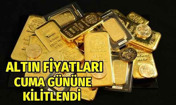 Altın fiyatları cuma gününe kilitlendi! Gram altın ve ONS ne durumda?