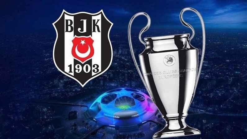 Beşiktaş'ın Şampiyonlar Ligi kadrosu belli oldu!