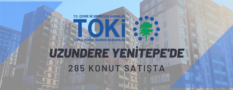 TOKİ'den İzmir'de 285 konut satışı