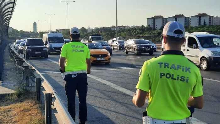İstanbul'da binlerce araca ceza! Yetkileri olmamasına rağmen...
