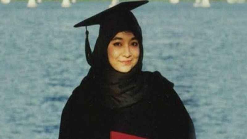 Bu mazlum kadını kurtaracak bir Müslüman yok mu?