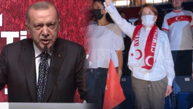 Cumhurbaşkanı Erdoğan'dan Akşener'e: Yolun açık olsun Meral hanım