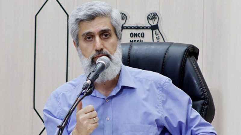 Alparslan Kuytul Ziya Selçuk'un görevden alınmasının nedenini açıkladı