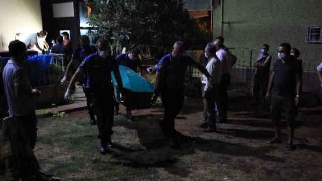 Mersin'de acı olay! Üzerine asansör kabini düşen kadın öldü