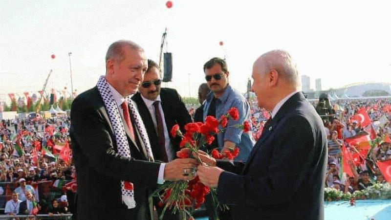 MHP'den 'İttifak' açıklaması